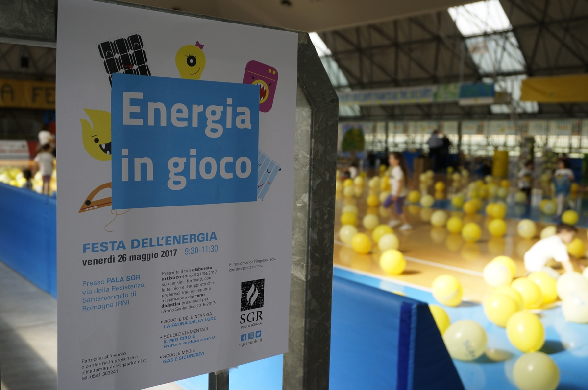 Festa dell'Energia SGR 2017 – Festival dell'Industria Confindustria Romagna