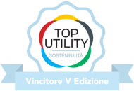 TOP UTILITY Winner Sostenibilità