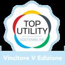TOP UTILITY Winner Sostenibilità