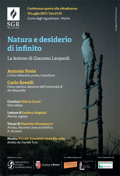 NATURE AND THE DESIRE FOR INFINITE