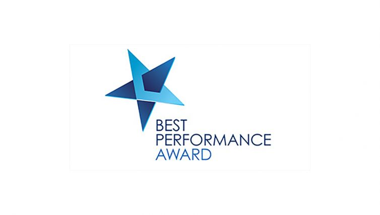 Best Performance Award